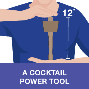 pica hielo electric machine set splinter countertop joiners portable good bartending teardrop sticks