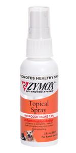 Zymox Spray w/ Hydrocortisone