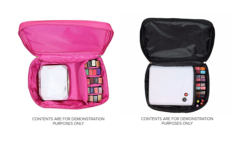 WHO KNEW A BEAUTY BAG COULD BE A FASHION STATEMENT?