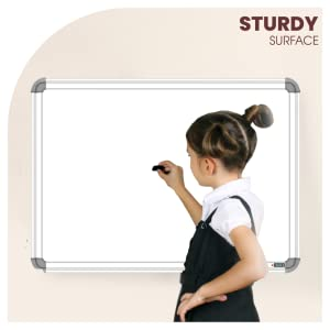 Double Sided Both Side Writing Board SPN FOR 1