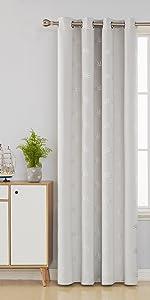 stripe curtains grommet curtains