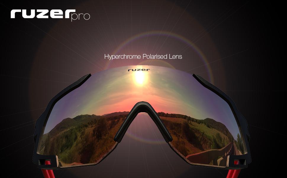 polarised lens