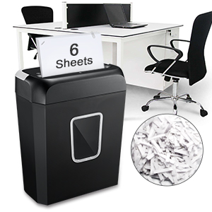 Up to 6 sheets