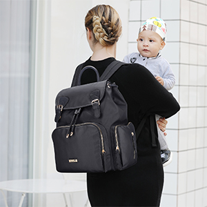 nappy bag for mom and dad