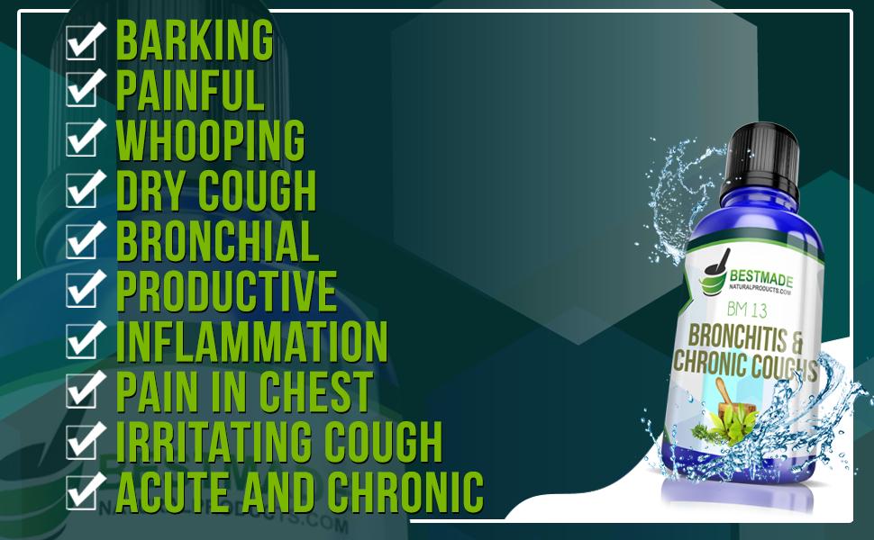 Bronchitis & Chronic Coughs