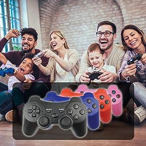 PS3 controller PlayStation gamepad wireless ergonomic design