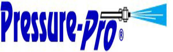Pressure-Pro, Pressure Washers, Outdoor Cleaning