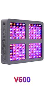 V600 led grow light