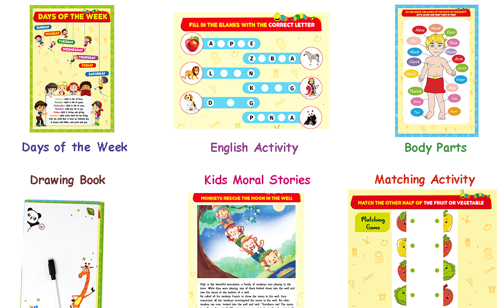 Preschoolspoken english,children audio book,children colourful picture book, kids e-book to learn,