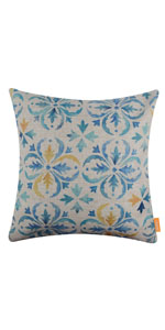 LINKWELL Square Throw Pillow Covers Decorative Pillow Cover