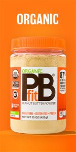 PBfit Organic 15oz