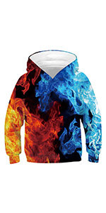 boys fire sweatshirts