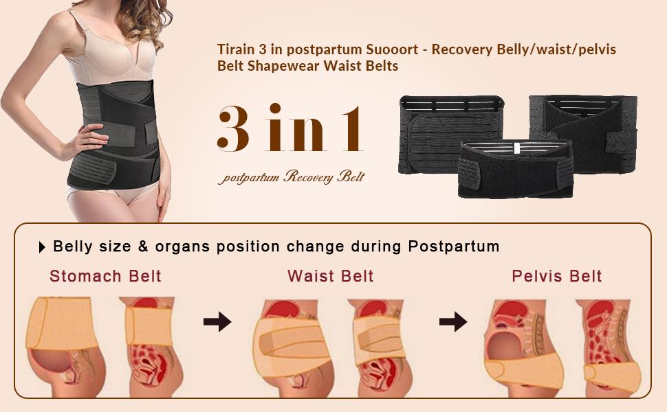 postpartum girdle
