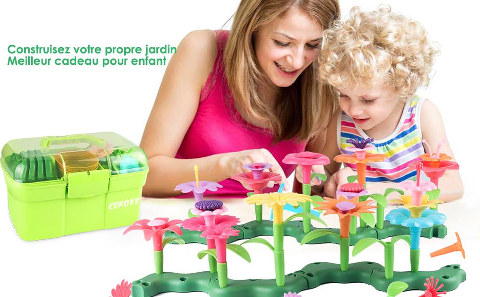 Construisez votre propre jardin Meilleur cadeau pour enfant