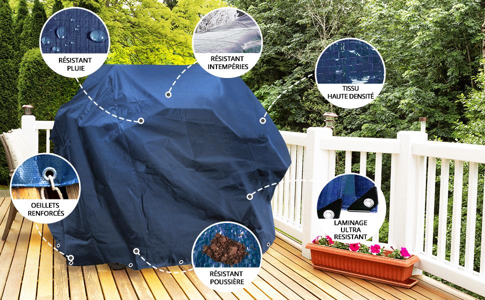 UV-beschermzeil, regenbescherming, ogen, dekzeil, auto, lounge