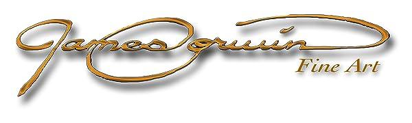 James Corwin Fine Art Company Logo