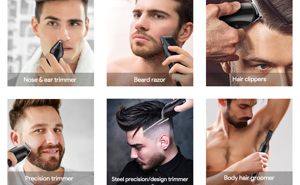 hair clippers kit