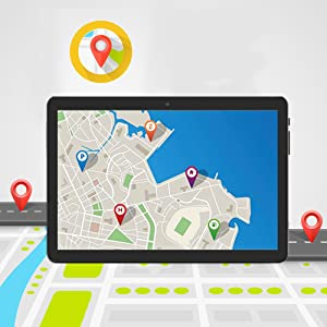 tablet with gps