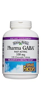 Stress-Relax Pharma GABA