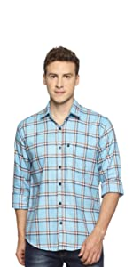 check checkered cotton shirts for men latest casual stylish fashion levizo colours