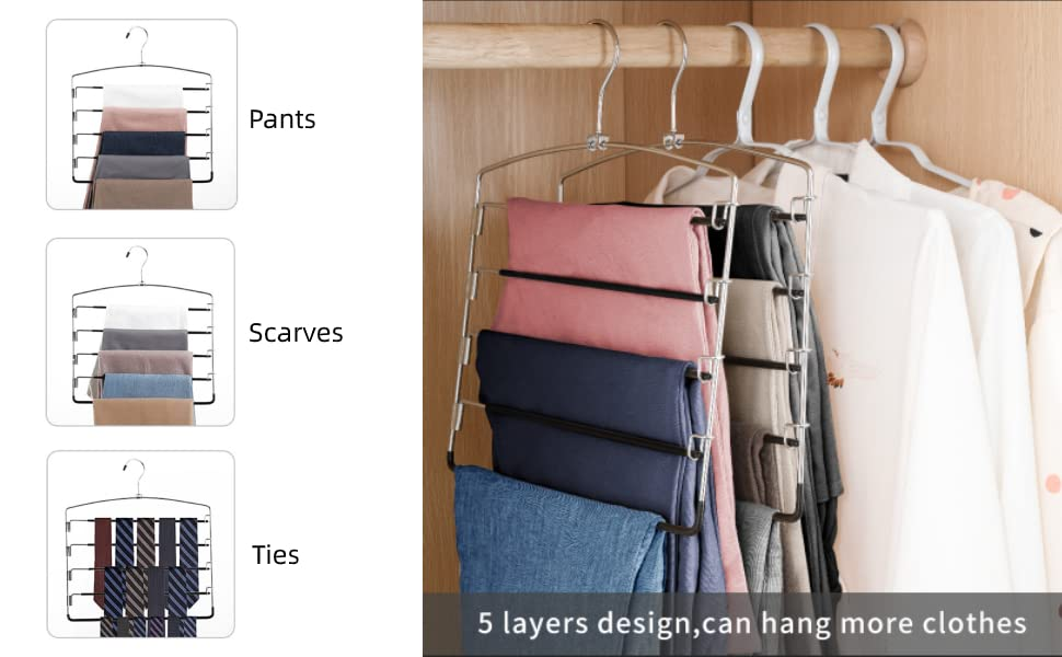 save closet space