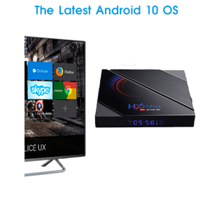 Newest Android 10.0 TV box