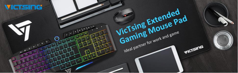 VicTsing gaming mouse pad