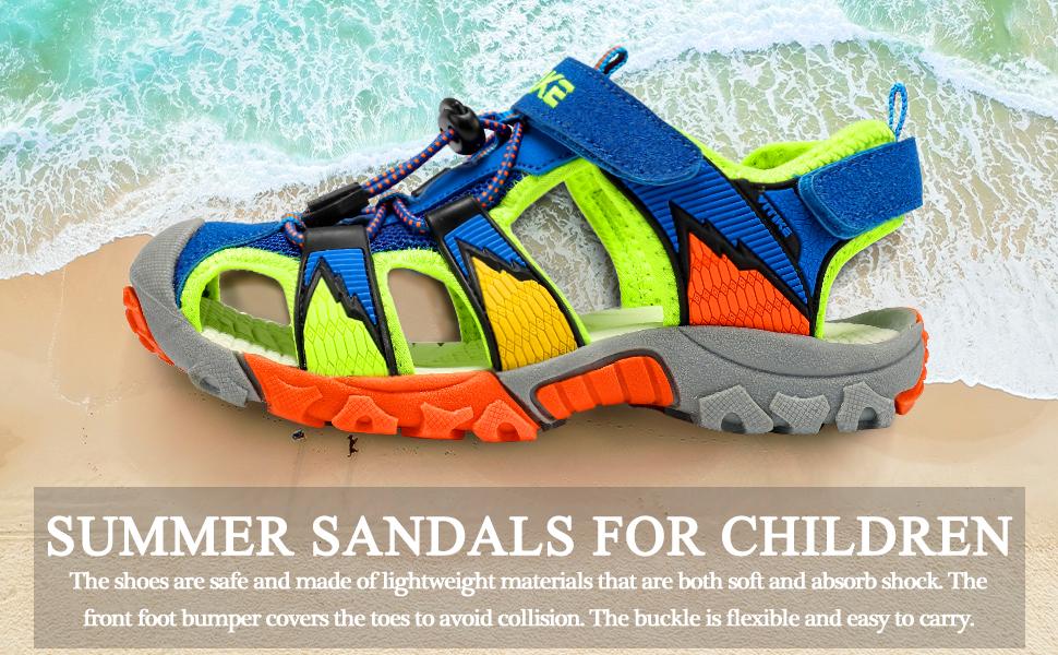Sandales pour Enfants Plage Sports Outdoor Sandales: Amazon