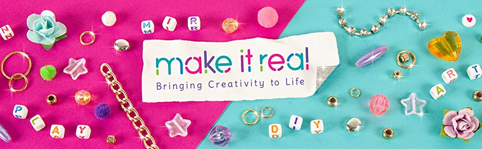 make it real bringing creativity to life girls arts and crafts little girls tween tweens learning