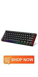 DK61 Mechanical Gaming Keyboard