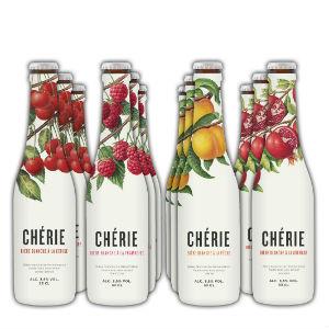 Chérie - Cerveza de Trigo con Sabor (Pack degustación): Amazon.es: Alimentación y bebidas