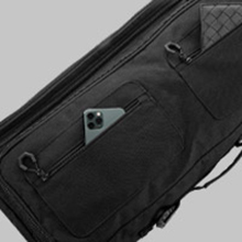 Multiple pockets to keep you organized