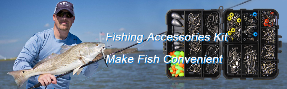 tons of tackle weights rigs line lures accessories Deluxe Sea Fishing-Torch Box