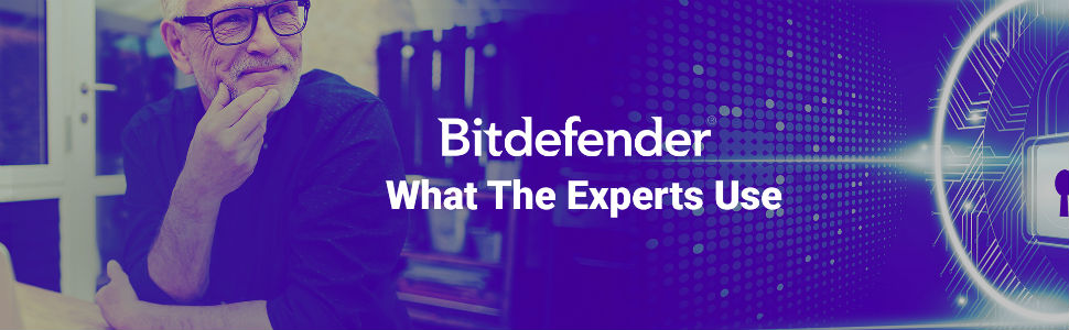BItdefender What the Experts Use