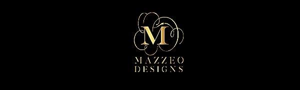 mazzeo Glasses Case Logo Eyeglass