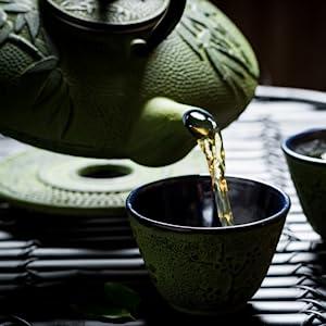 FGO Green Tea