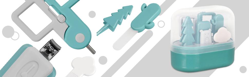 baby nail kit