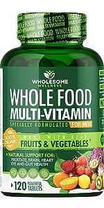Wholefood Multivitamin for Men