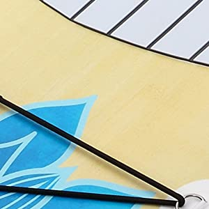 THURSO SURF Yoga stand up paddle board bamboo graphic