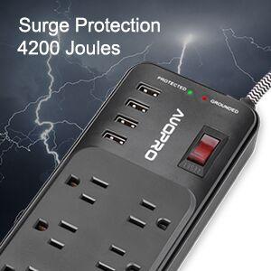 4200J Surge Protection
