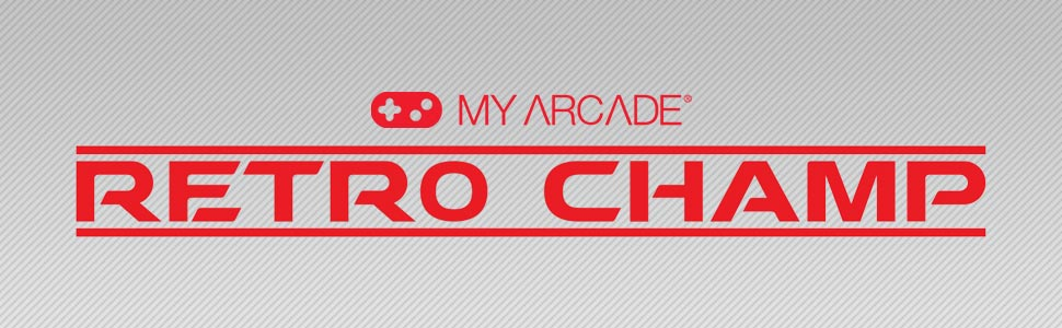 my arcade retro champ console