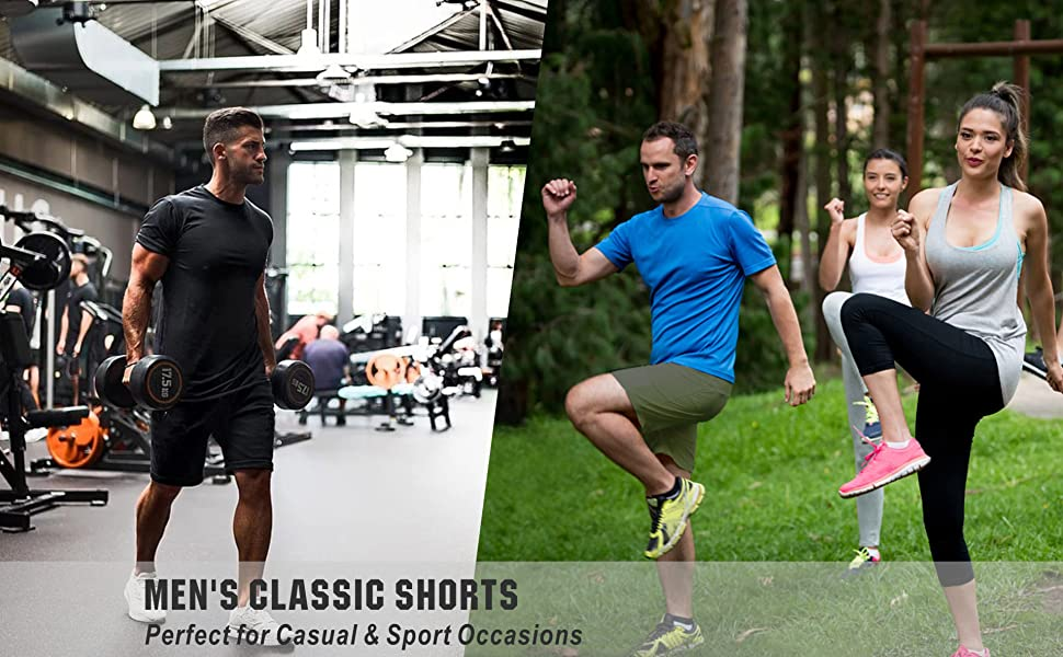 men shorts sport casual business