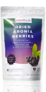 aronia berry powder juice cherries organic berries choke cherry chokecherry syrup chokeberry dried