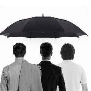 Oversized umbrella cover