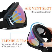 Air Guide Anti-Fog Groove
