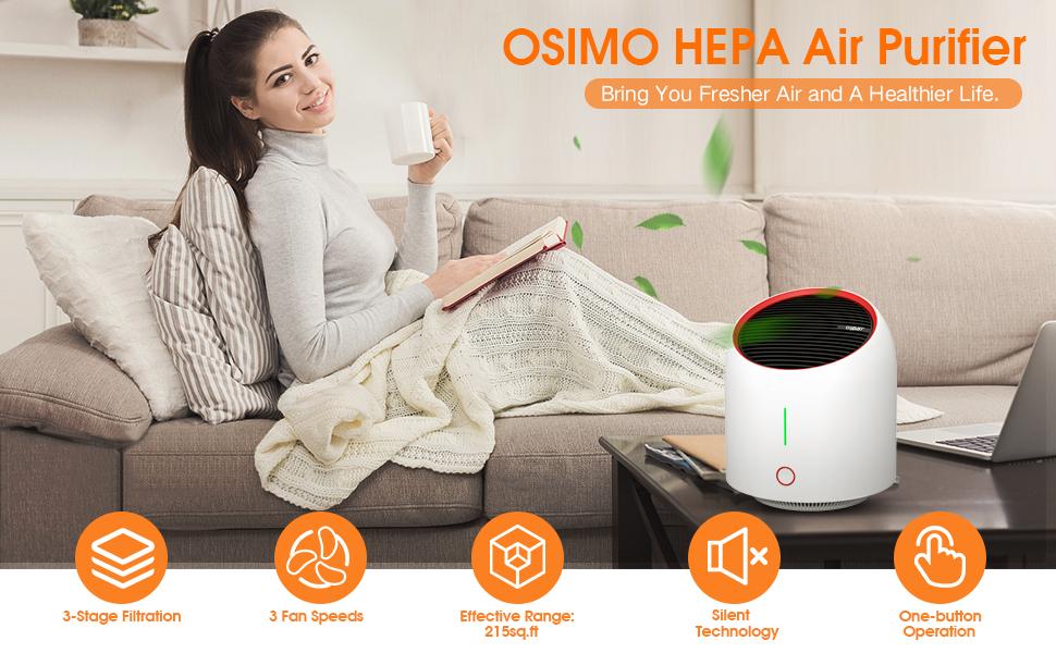 OSIMO air purifier