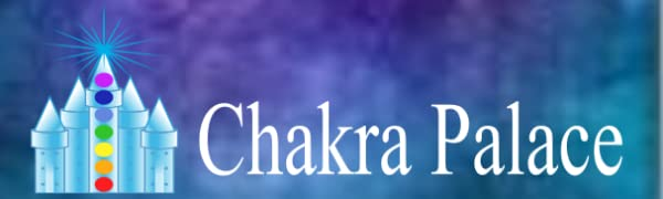 Chakra Palace header field for smudging supplies.