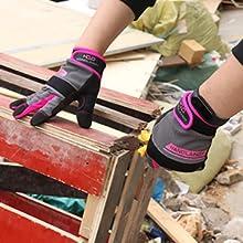 womens work gloves