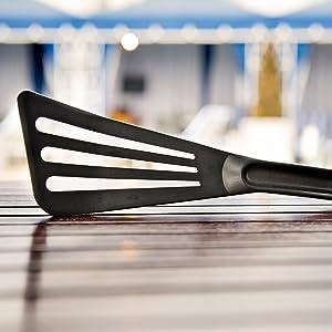 pelton spatula, exoglass, professional spatula,