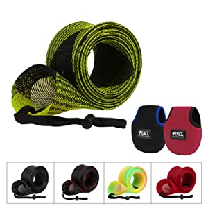 fishing rod sleeves and reel covers